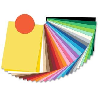 FOLIA Fotokarton 6140 50 x 70 cm 300 g/m² orange