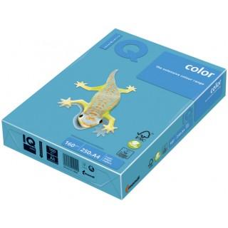 IQ Color A4 160 g/m² 250 Blatt intensiv wasserblau