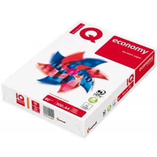 IQ Economy Kopierpapier A3 80 g/m² 500 Blatt weiß