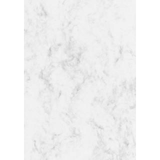 Marmorpapier A4 100 Blatt grau
