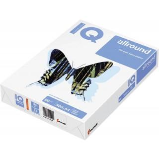 IQ Allround Kopierpapier A4 80 g/m² 500 Blatt weiß