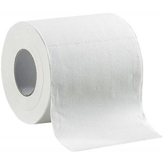 Toilettenpapier 2-lagig 64 Rollen naturweiß