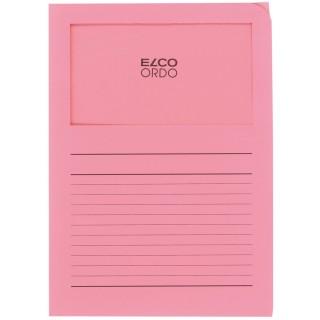 ELCO Ordo-Mappe A4 100 Stück rosa