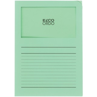 ELCO Ordo-Mappe A4 100 Stück pastellgrün