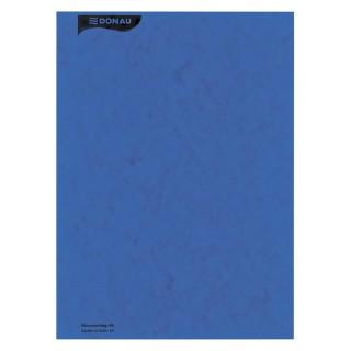 DONAU Aktenumschlag A4 Pressspann blau