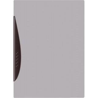 REXEL Klemmmappe für 30 Blatt A4 silber