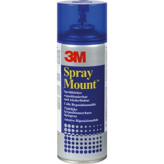 3M™ SprayMount Sprühkleber permanent 400ml