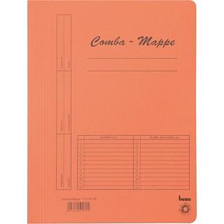 BENE Comba-Mappe 11000OR A4 orange