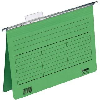 BENE Hängehefter 116705 aus Karton A4 5 Stück grün