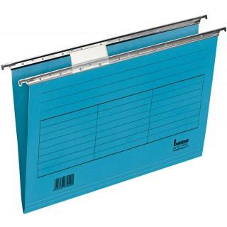 BENE Hängemappe aus Karton A4 5 Stück blau