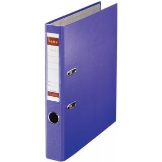 BENE Ordner 291600 A4 4,5 cm schmal violett