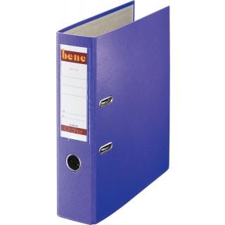 BENE Ordner 291400 A4 8 cm breit violett
