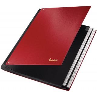 BENE Pultordner 75416 A4 31 Fächer 1-31 rot