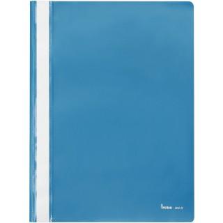 BENE Schnellhefter 281421 A4 aus Kunststoff blau