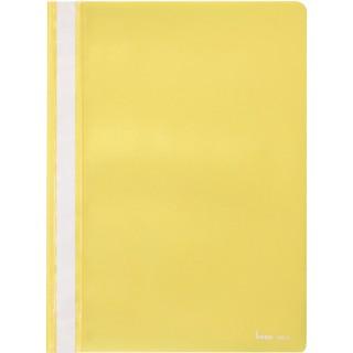 BENE Schnellhefter 281421 A4 aus Kunststoff gelb