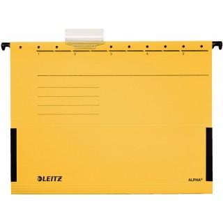 LEITZ Alpha Hängetasche A4 gelb