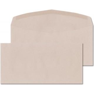 ÖKI Kuvert 1000 Stück C6/5 grau
