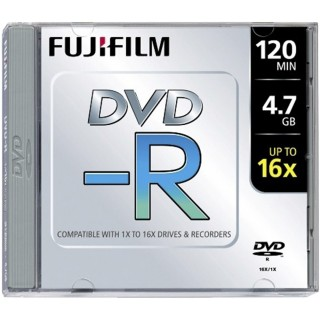 FUJI DVD Rohling Jewel Case