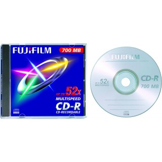 FUJI CD Rohling Jewel Case