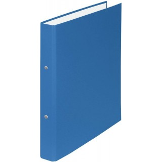 DONAU Ringmappe 3737001 A4 4 Ringe ø 3 cm blau