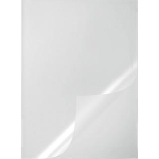 DURABLE Klemmschienenhüllen A4 50 Stück transparent