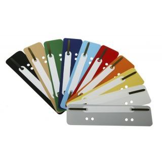 DONAU Heftstreifen 25 Stück farbig sortiert