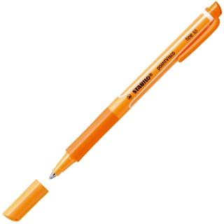 STABILO pointVisco Gelroller 0,5 mm orange