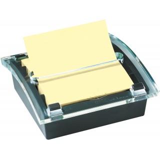 POST-IT Dispenser inkl. 1 Block Z-Notes R330 100 Blatt gelb