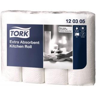 TORK Küchenrolle 4 Rollen à 51 Blatt