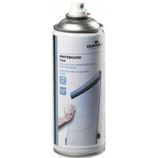 DURABLE Reinigungsschaum für Whiteboards 400 ml weiß