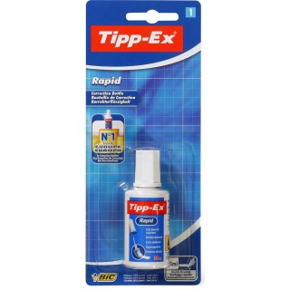 TIPP-EX Rapid Korrekturfluid Blister 25 ml