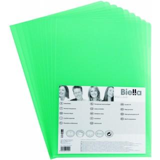 BIELLA Aktenhülle 1784095 100 Stück A4 160 my grün