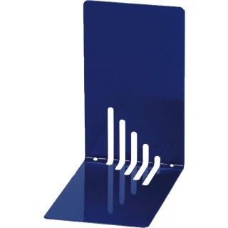 MAUL Buchstütze 3501 2 Stück 8,5 x 14 x 14 cm blau