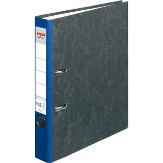 HERLITZ Ordner A4 5 cm blau