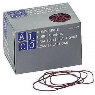 ALCO Gummiringe 741 ø 85 mm 500 g rot