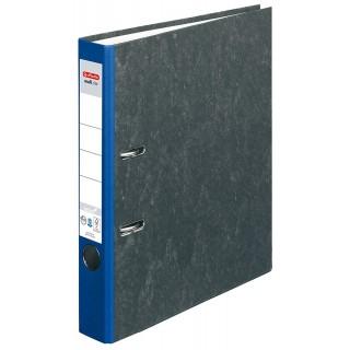 HERLITZ Ordner maX.file nature A4 5 cm blau