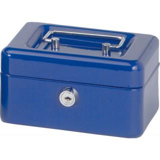 MAUL Geldkassette 15,2 x 12,5 x 8 cm blau