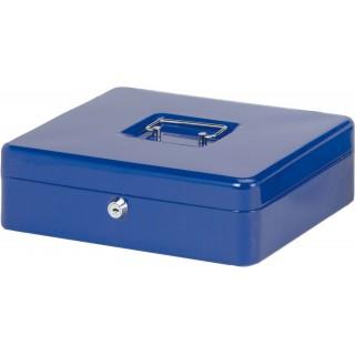 MAUL Geldkassette 30 x 24,5 x 9 cm blau