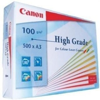 CANON Kopierpapier High Grade A3 90 g/m² 500 Blatt weiß