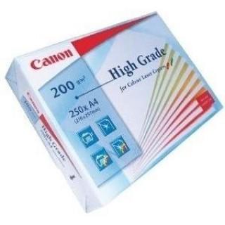 CANON Kopierpapier High Grade A4 200 g/m² 250 Blatt weiß