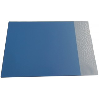 DONAU Schreibunterlage mit Steckfach dunkelblau