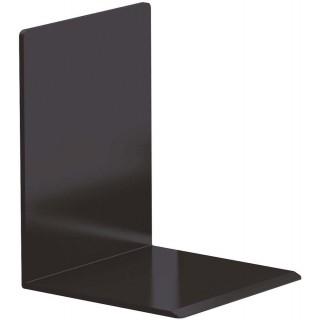 MAUL Buchstütze 2 Stück 10 x 10 x 13 cm schwarz