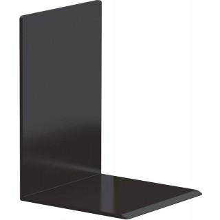 MAUL Buchstütze 2 Stück 12 x 12 x 17 cm schwarz