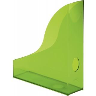 DURABLE Stehsammler Basic grün transluzent