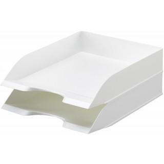 DURABLE Briefablageschale Basic A4-C4 weiß
