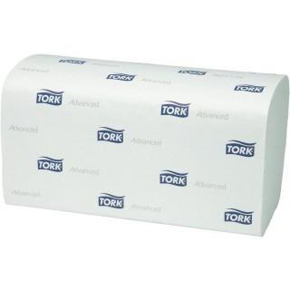 TORK Falthandtücher 15 Packungen á 250 Tücher weiß