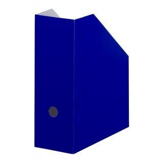 SMARTBOX PRO Stehsammler aus Karton dunkelblau