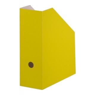 SMARTBOX PRO Stehsammler aus Karton gelb