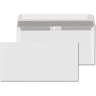 ÖKI Kuvert 25 Stück C6/5 gummiert weiß
