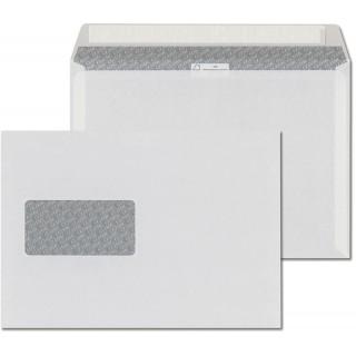 ÖKI Fensterkuvert mit Haftklebestreifen 500 Stück C5 weiß